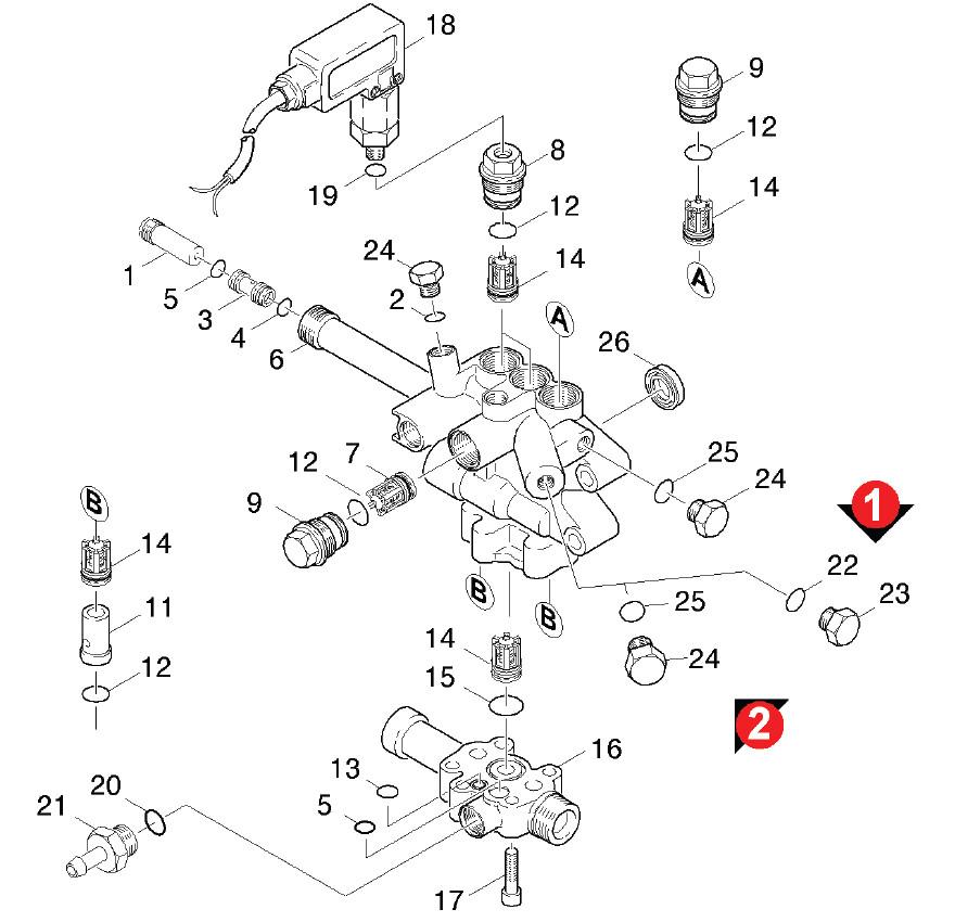 K rcher catalogue k rcher nettoyeur haute pression karcher for Fonctionnement nettoyeur haute pression