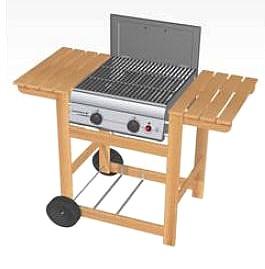 grille de cuisson fonte 44 x 45 cm pour barbecue ad la de 2 woody campingaz adelaide campingaz. Black Bedroom Furniture Sets. Home Design Ideas