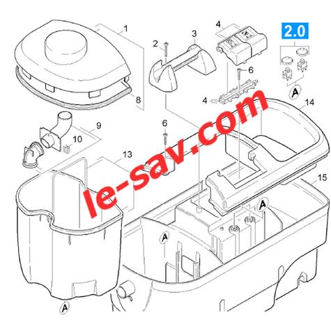 k rcher catalogue k rcher injecteurs extracteurs karcher. Black Bedroom Furniture Sets. Home Design Ideas