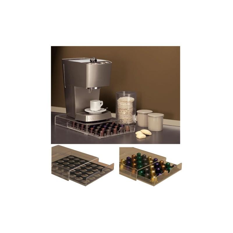 Tiroir de Rangement pour Capsules Nespresso DolceGusto