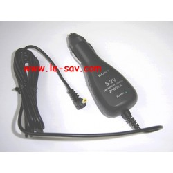 Câble allume-cigare GPS Sony