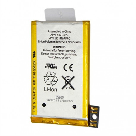 Remplacement Batterie iPhone 3G / 3GS