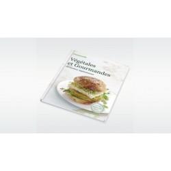 """Livre Vorwerk """"Végétales et gourmandes"""""""