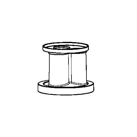 Couvercle pour extracteur de jus infiny press r volution moulinex le sav ventes et commande - Extracteur de jus moulinex infiny juice ...