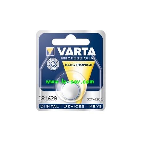 Pile lithium Varta CR 1620