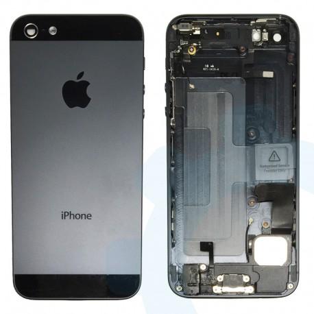 Remplacement Châssis Pour Iphone 5 Noir Apple Le Sav Ventes Et Commande De Pièce Pour La Réparation De Remplacement Châssis Pour Iphone 5 Noir Apple