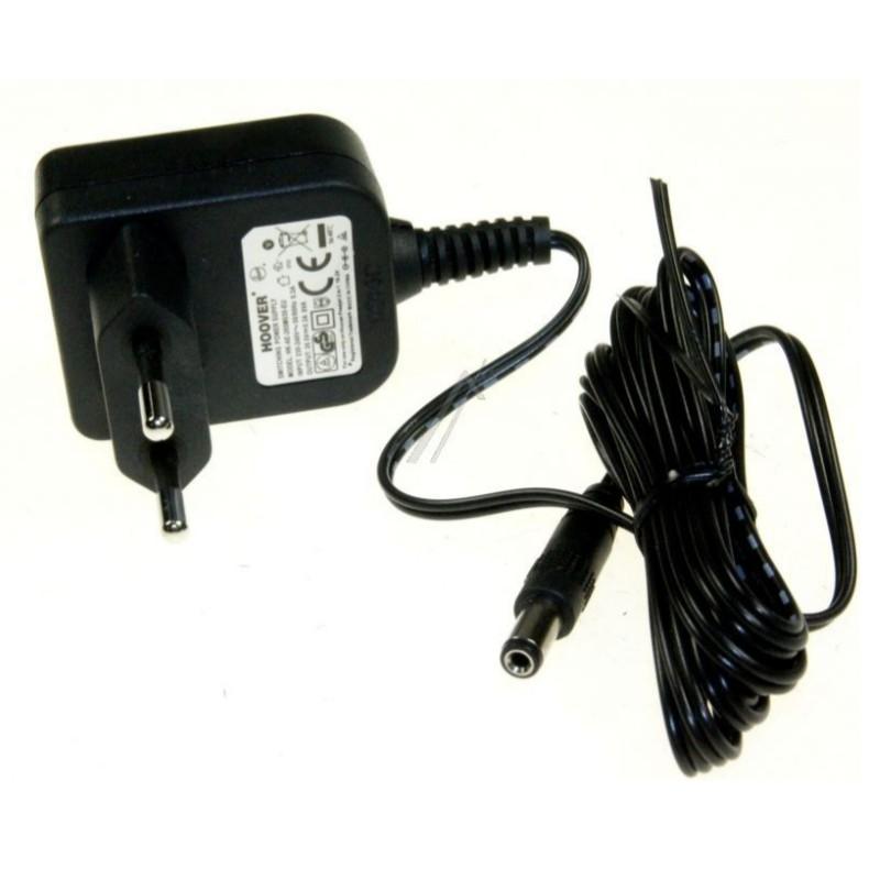 chargeur transformateur pour aspirateur balai sans fil freejet 3 en 1 fj192r2 hoover le sav. Black Bedroom Furniture Sets. Home Design Ideas