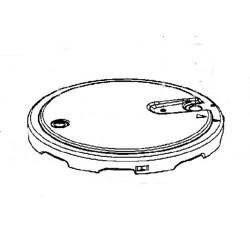 Couvercle pour cocotte Sensor3 / Vitaly / Classic 3/4.5/6L Seb