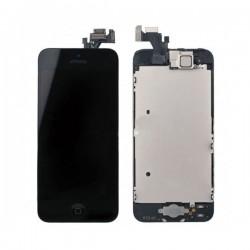 Vitre Avant et LCD pour iPhone 5S Noir Apple