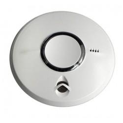 Détecteur de Fumée Autonome avec Pile Longue Durée, Capteur Thermo-Optique, Installation Rapide