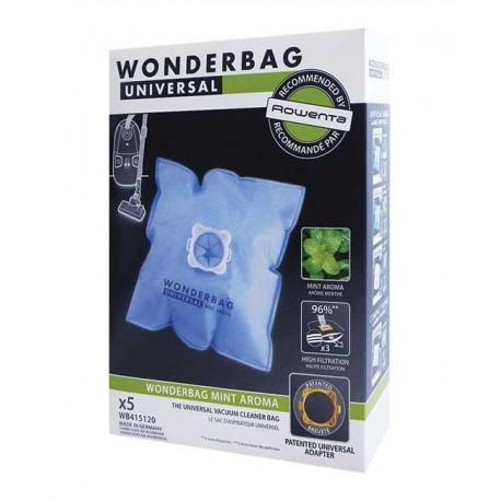 lot de 5 sacs universels menthol s wonderbag pour. Black Bedroom Furniture Sets. Home Design Ideas