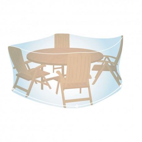 Housse de Protection Ronde Taille M (H90 x Ø 150cm) pour Mobilier de Jardin  Campingaz - Le-SAV.com