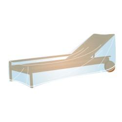 Housse de Protection Rectangulaire (40x200x100cm) pour Bain de Soleil Campingaz