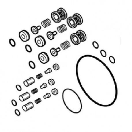 17180 Kit Clapet De Culasse Na5c Pour Nettoyeur Haute Pression Nilfisk 107144100