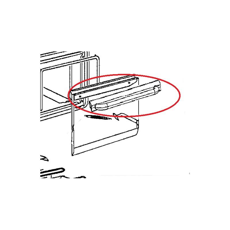 poign e de porte blanche pour four gourmet electronique rowenta le sav ventes et commande de. Black Bedroom Furniture Sets. Home Design Ideas