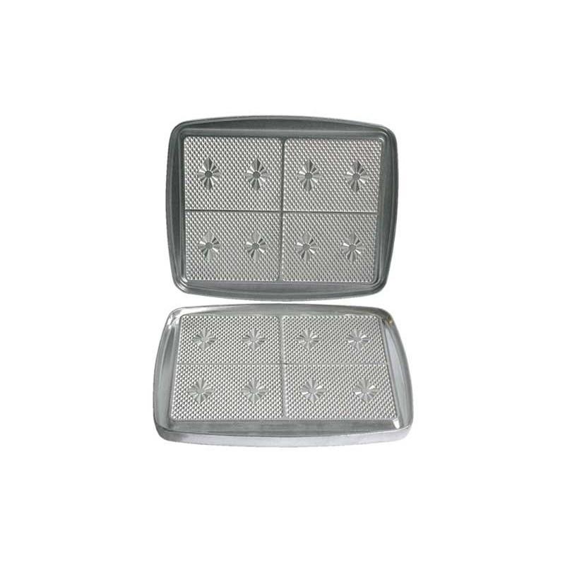 jeux de plaques 4 gaufrettes pour gaufrier super 2 gaufre lagrange le sav ventes et commande. Black Bedroom Furniture Sets. Home Design Ideas