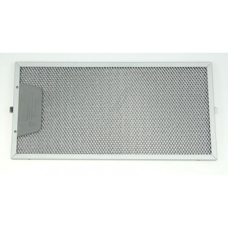 filtre aluminium 8x145x290mm pour hotte roblin le sav ventes et commande de pi ce pour la. Black Bedroom Furniture Sets. Home Design Ideas