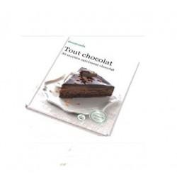 """Livre Vorwerk """" Tout Chocolat """" pour Thermomix TM5 Vorwerk"""