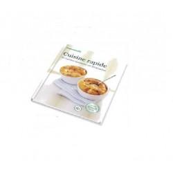 """Livre Vorwerk """" Cuisine Rapide """" pour Thermomix TM5 Vorwerk"""