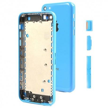 Remplacement Châssis pour iPhone 5C Bleu Apple
