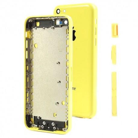 Remplacement Châssis pour iPhone 5C Jaune Apple
