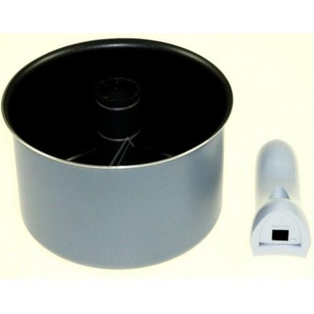 casserole poign e d tachable blanche pour saucier seb le sav ventes et commande de pi ce. Black Bedroom Furniture Sets. Home Design Ideas
