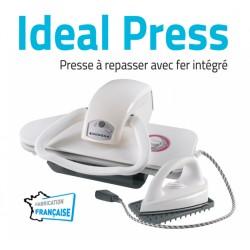Ideal Press / Press à Repasser avec Fer Intégré Domena