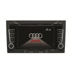 Réparation autoradio Audi Symphony
