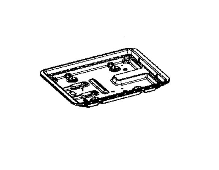 reflecteur inférieur pour gaufrier king size / 4 in 1 tefal – le
