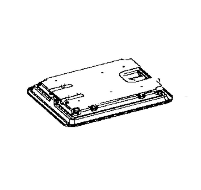 reflecteur supérieur pour gaufrier king size / 4 in 1 tefal – le