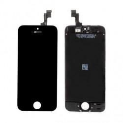 Remplacement Vitre Avant et LCD pour iPhone 5S Noir
