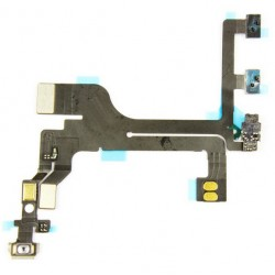 Remplacement Nappe pour Bouton Power / Mute / Volume iPhone 5C