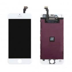Vitre Avant et LCD pour iPhone 6 Blanc Apple