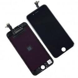 Vitre Avant et LCD pour iPhone 6 Plus Noir Apple