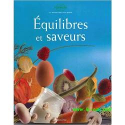 """Livre Vorwerk """"Equilibres et Saveurs"""""""