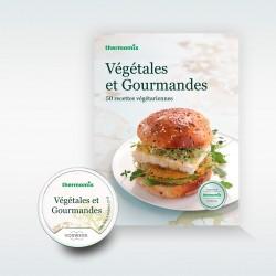 Pack Livre + Clé Recettes Végétales et Gourmandes pour Thermomix TM5 Vorwerk