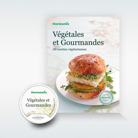 Pack Livre Cle Recettes Vegetales Et Gourmandes Pour Thermomix Tm5 Vorwerk