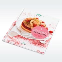 """Livre Vorwerk """"Desserts gourmands"""""""