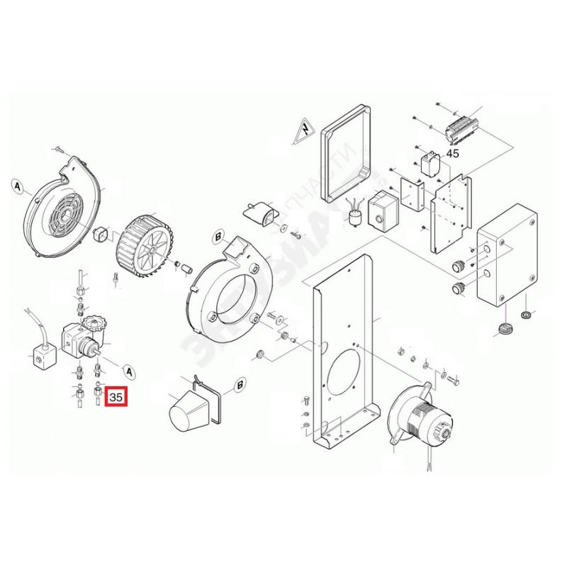 Ecrou pour nettoyeur haute pression hds 690 k rcher for Fonctionnement nettoyeur haute pression