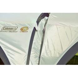 Toile FlySheet Coloris Beige 4.50M X 4.50M pour Abri Event Shelter Coleman