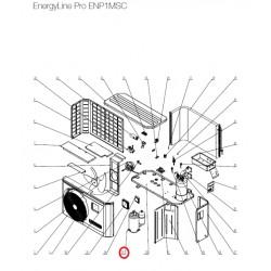 pompe chaleur energyline pro enp1msc hayward le. Black Bedroom Furniture Sets. Home Design Ideas