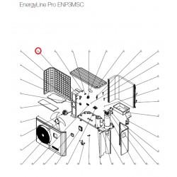 pompe chaleur energyline pro toute saison enp6masc. Black Bedroom Furniture Sets. Home Design Ideas