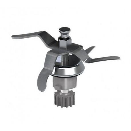 Couteau pour robot cuiseur multifonctions qc355 simeo - Nouveau robot cuiseur ...