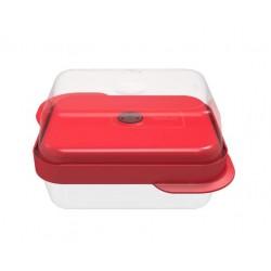 MastersealBox / Set 2 Boîtes Rectangulaires 1L Tefal