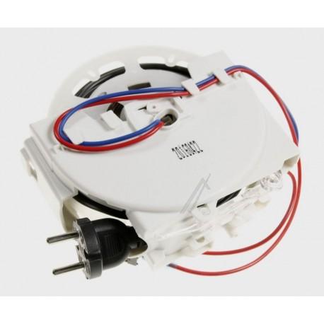 enrouleur interrupteur pour aspirateur compact power cyclonic moulinex. Black Bedroom Furniture Sets. Home Design Ideas