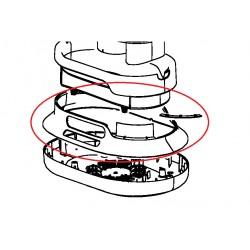 corps gris pour cuiseur vapeur steam n 39 light seb. Black Bedroom Furniture Sets. Home Design Ideas