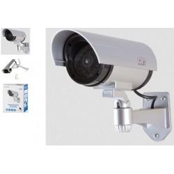 Caméra de Surveillance Factice Int/Ext avec Led Logilink