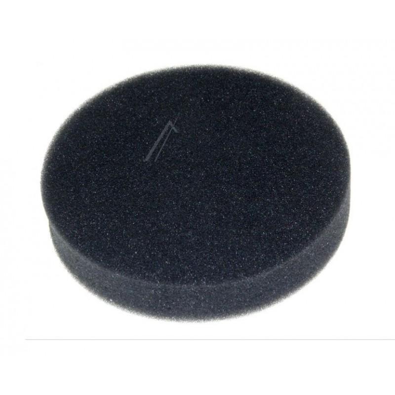 filtre mousse noir pour aspirateur silence force rowenta. Black Bedroom Furniture Sets. Home Design Ideas