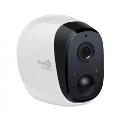 Caméra Wi-Fi 720P INT/EXT avec Capteur de Mouvement et Batterie Home Guard