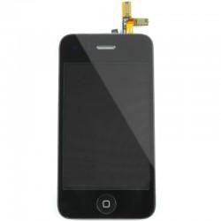 Vitre Noir + LCD pour iPhone 3GS